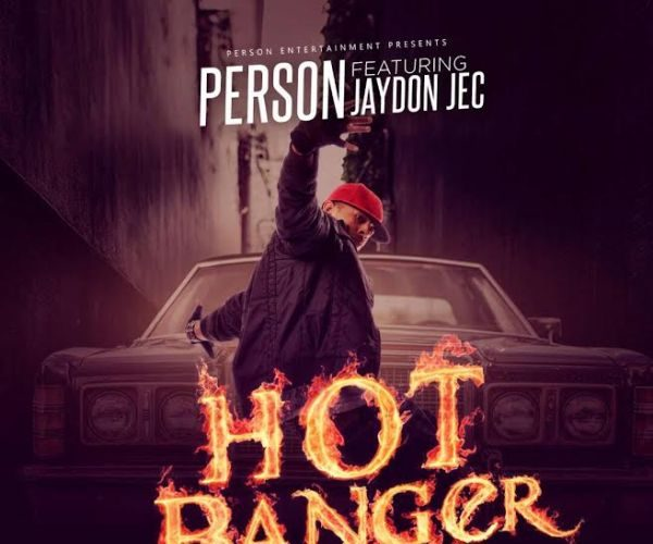 Person Ft. Jaydon Jec – Hot Banger art