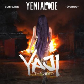 Yemi-Alade-YAJI-Video-Poster