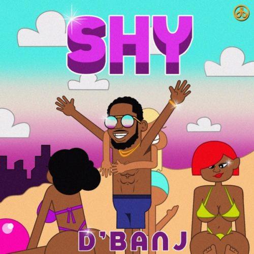 DBanj-SHY-cover